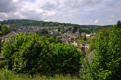 Small French village Stock Image