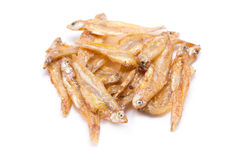 Small Fried Fish. Stock Photography