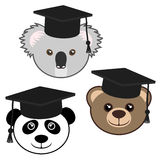 Small friends school Royalty Free Stock Photos