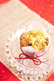 Small fruitcake Stock Photos