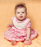Small funny child. Royalty Free Stock Images