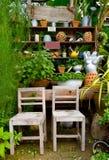 Small garden Royalty Free Stock Photos