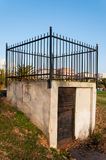 Small Gate With Fence Royalty Free Stock Photography