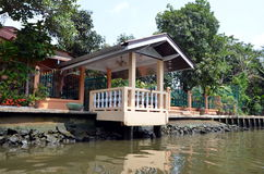 Small gazebo in Bangkok Royalty Free Stock Photos