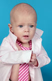 Small gentleman. Royalty Free Stock Images