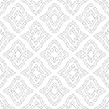Small geometric pattern of contour lines Stock Image