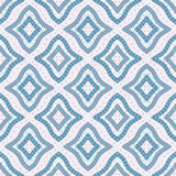 Small geometric pattern painted by hand Stock Photography