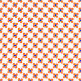 Small geometric seamless pattern on a light background Stock Photography