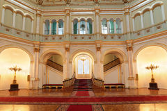 Small Georgievsky hall Royalty Free Stock Photo