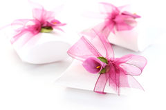 Small gift box Royalty Free Stock Photography