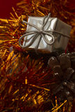 Small gift box Royalty Free Stock Images