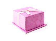 Small gift box Stock Image