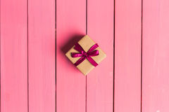 Small  gift box Stock Image