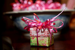 Small gift Royalty Free Stock Photography