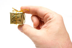Small gift Stock Photography