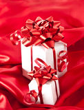 Small gifts Royalty Free Stock Photos