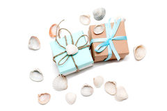 Small gifts Royalty Free Stock Images
