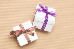Small gifts Stock Image