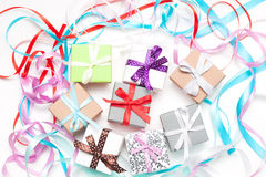 Small gifts Stock Photography