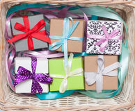 Small gifts Stock Photos