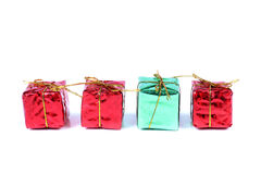 Small gifts Royalty Free Stock Photography