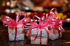 Small gifts Royalty Free Stock Photo