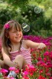 Small girl Stock Image