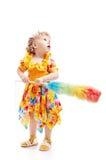 Small girl Stock Photo