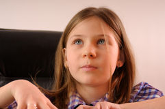 Small girl stock photography