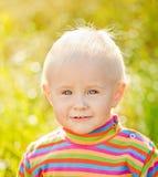 Small girl portrait Royalty Free Stock Photos