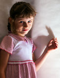 Small Girl Portrait Royalty Free Stock Images