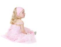 Small girls dream Stock Image