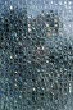 Small glass blocks window. Stock Image