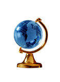 Small glass globe Stock Images