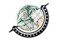 Small globe Royalty Free Stock Images