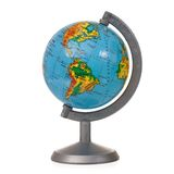 Small globe Stock Photography
