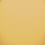 Small gold plate. A very large sheet of very fine small gold or copper tread or diamond plate Stock Image