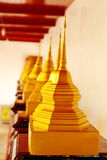 Small golden Pagoda Stock Image