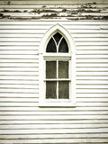 Small Gothic Revival Window Royalty Free Stock Photo