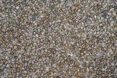 Small gravel background. Royalty Free Stock Photography