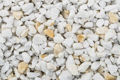 Small gravel stones, Gravel texture abstract background royalty free stock images