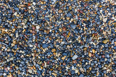 Small gravel texture Royalty Free Stock Image