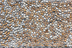 Small gravel texture Royalty Free Stock Images