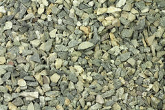 Small gray gravel Stock Photo