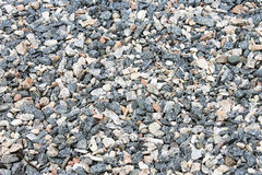 Small gray stone background. Objects stone Royalty Free Stock Image