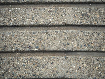 Small gray stones texture background close up Stock Images