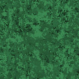 Small green endless camouflage background pattern. Large green seamless camouflage pattern with high level of detail royalty free illustration