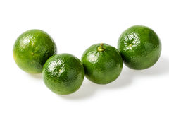 Small green lime Stock Images