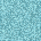 Small green tiles texture Royalty Free Stock Photo