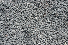 Small grey stones Stock Photos